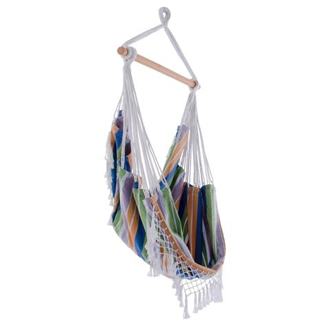 Vivere Hammock Chair by Vivere 2 5 Ft Cotton Hammock Chair In Retro