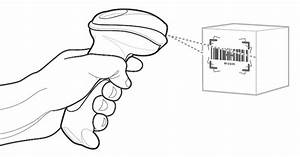corded barcode scanner types With working of scanner