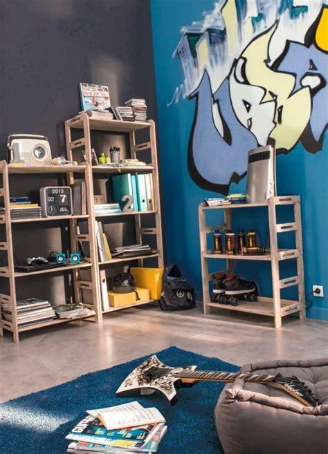 idee tapisserie chambre davaus idee tapisserie chambre ado garcon avec des