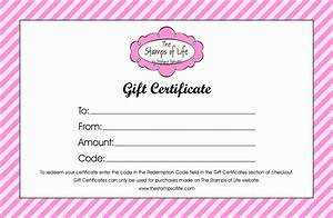 homemade coupon template free 8 gift certificate template in word sampletemplatess