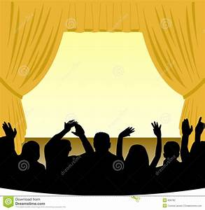 Audience Theater Clipart - Clipart Suggest