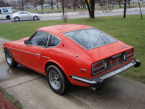 1974 Datsun 280z by Datsun Z Series For Sale Page 24 Of 27 Find Or Sell