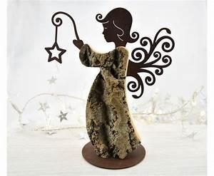 Weihnachtsfiguren Aus Holz : weihnachtsfiguren deko engel rostfl gel laterne landlust weihnachten ein designerst ck von ~ Eleganceandgraceweddings.com Haus und Dekorationen