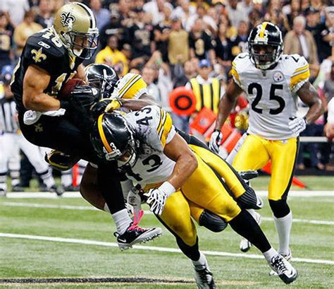 Pittsburgh Steelers' safety Troy Polamalu admits to hiding ...