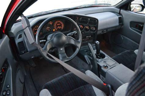old car repair manuals 1990 eagle talon electronic throttle control 1990 eagle talon tsi turbo awd hatchback 27k like new unicorn time capsule for sale eagle