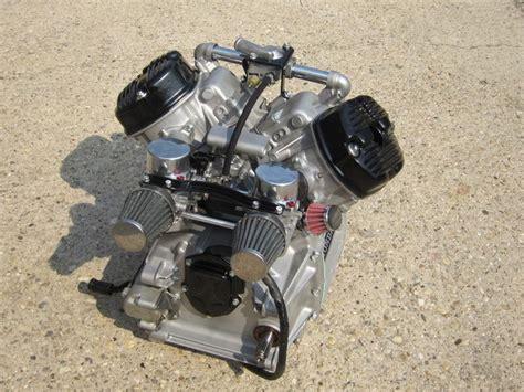 Honda Cx 500 Engine