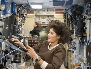 Hello, Knorr? It's The International Space Station Calling ...
