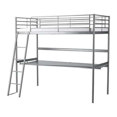 ikea bunk bed with desk sv 196 rta loft bed frame with desk top ikea
