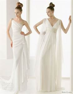 greek goddess wedding dresses With greek inspired wedding dresses