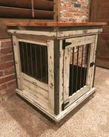 handcrafted kennel and crate custom kennel