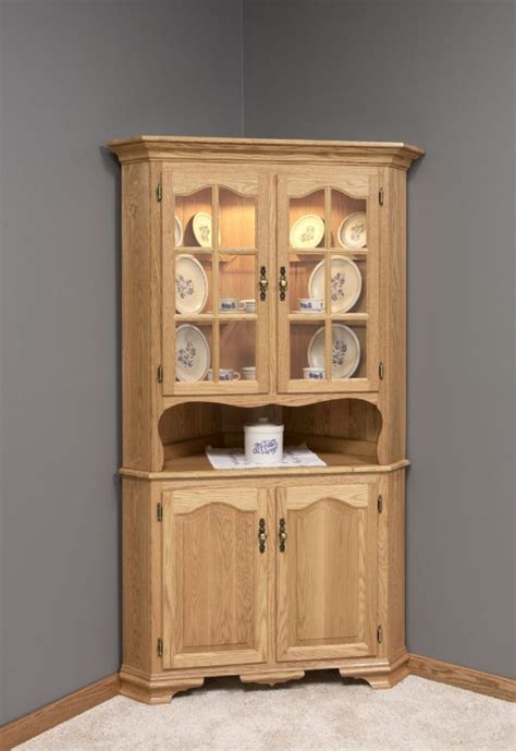 corner hutch for kitchen kitchen kitchen hutch cabinets for efficient and stylish