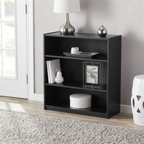 Mainstays 3 Shelf Bookcase Black by Set Of 5 Better Homes And Gardens Ashwood Road 5 Shelf