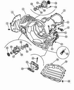 Dodge Grand Caravan Gasket  Transmission Solenoid