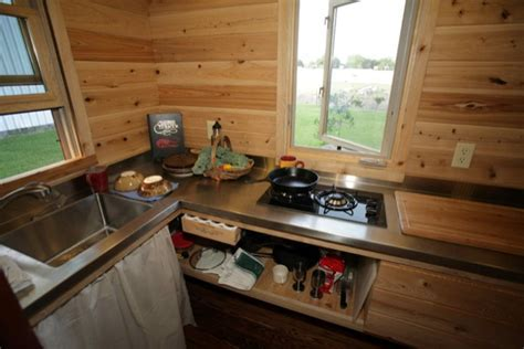 Tumbleweed Walden SIP Tiny House (Structural Insulated Panels)