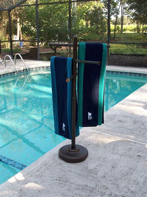 outdoor towel rack pool towel rack review solution for towel