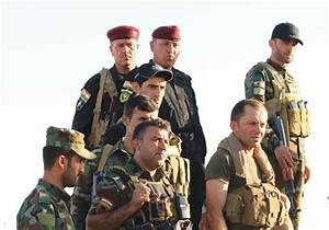 Iraqi army attacks Kurdish forces on road to Erbil ...
