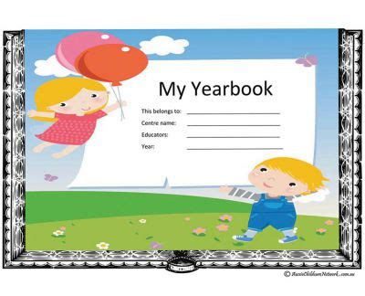 yearbook aussie childcare network