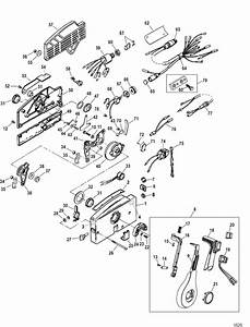 Marine Parts Plus Accessories Serial Remote Controls And