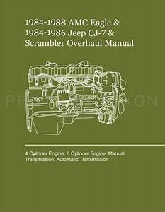 1984 Scrambler Engine  Transmission