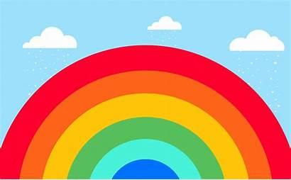 Rainbows Colorful Artwork Wallhaven Cc Wallhere