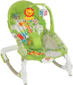 fisher price infant to toddler rocker rainforest friends