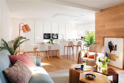 id馥s cuisine ouverte cuisine ouverte sur salon avec bar nouveaux modèles de maison