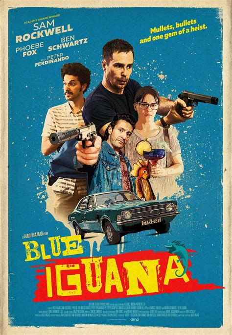 Blue Iguana 2018 Pictures Trailer Reviews News Dvd