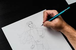 Free Download  Guide For Drawing Head And Body Proportions