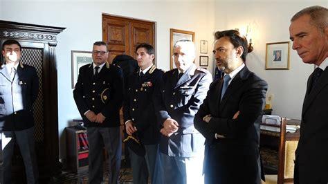 Questura Di Ferrara Ufficio Immigrazione by Lucca Presentati Tre Nuovi Dirigenti Della Questura