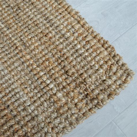 tapis naturel boheme  jute tapis naturel  prix discount