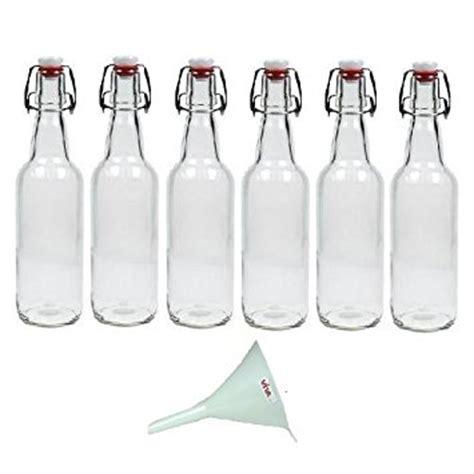 le avec bouteille en verre bouteille en verre avec bouchon table de cuisine
