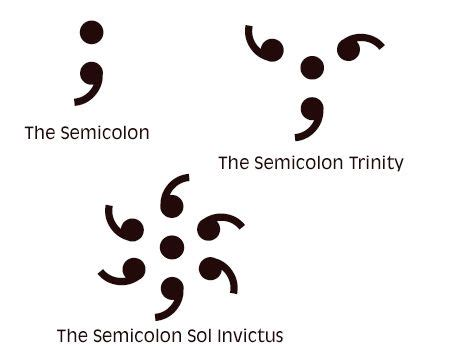 Permalink to Semicolon Tattoo Trinity