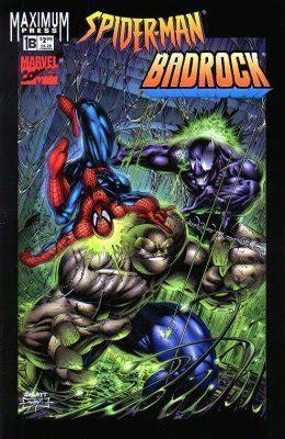 Spider-Man / Badrock 1 (Marvel Comics) - ComicBookRealm.com