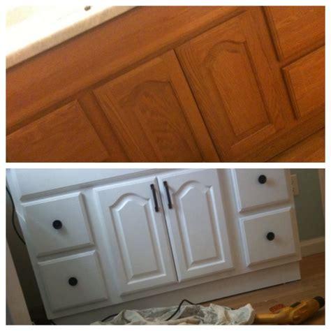 bathroom vanity paint how to paint bathroom vanity cupboard diy for low cost