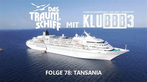 Kapitän victor burger, seiner crew und den passagieren an bord. KLUBBB3 heuern auf dem Traumschiff an! - YouTube