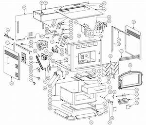 Us Stove Company 6041tp Parts List And Diagram