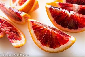Blood Orange Mimosa - Cooking with a Wallflower