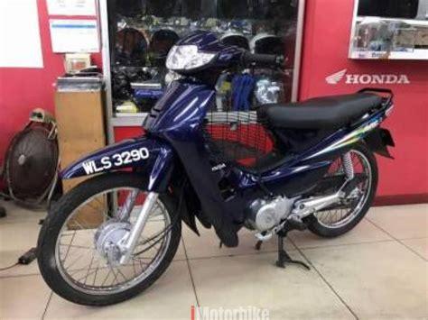 2004 Honda Wave 100, Rm2,180
