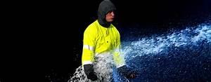 Vattenpelare regnkläder