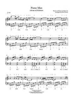 Billy Joel Piano Man Piano Sheet Music