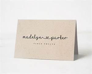 15 must see place card template pins place card table With wedding name plate template