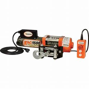 Electric Winch  Chicago Electric Winch Wiring Diagram