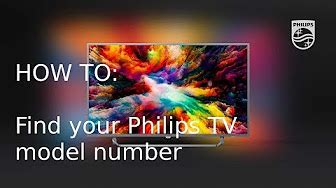 philips tv support youtube