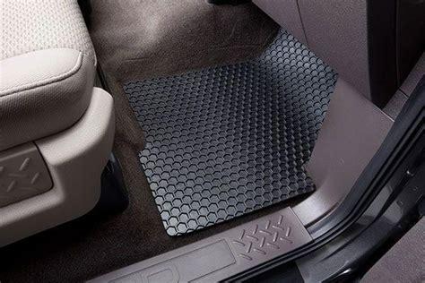 hexomat custom all weather floor mats hexomat all weather floor mats by intro tech automotive