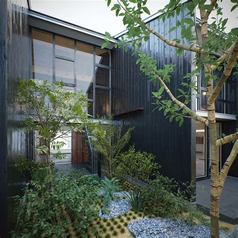 Modernes Japanisches Haus by Modern Japanese Home Showme Design