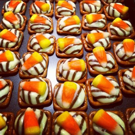easy fall treats easy halloween treats just desserts pinterest