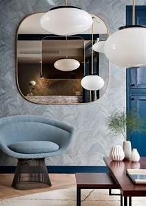Miroir De Salon : comment r aliser une belle d co avec un miroir design ~ Teatrodelosmanantiales.com Idées de Décoration
