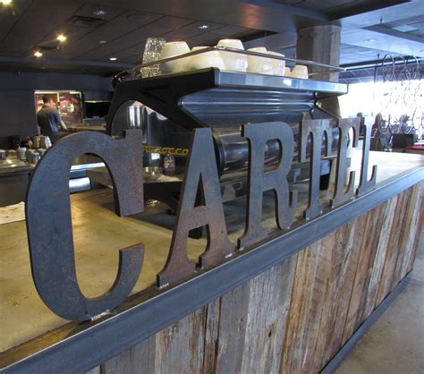 This not a gimmick its a the. Recipe: The Horchata Latte From Cartel Coffee