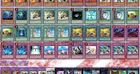 Yugioh Madolche Deck Recipe by Yugioh Deck Recipes
