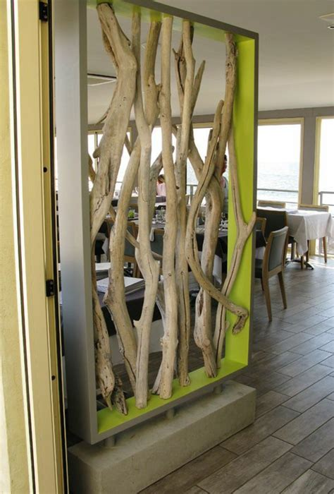 d馗oration chambre nature 50 idées pour la déco bois flotté archzine fr